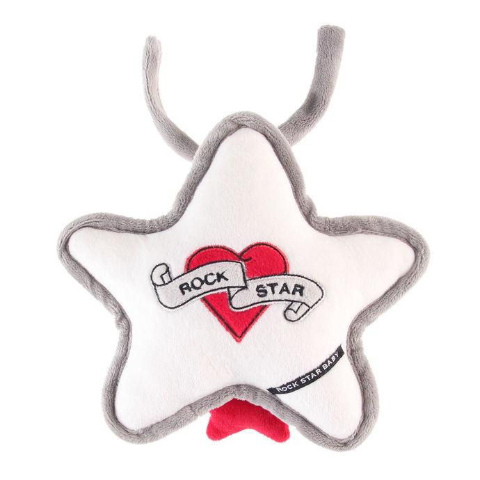 hrací strojek ROCK STAR BABY - Srdce a křídla