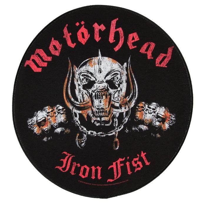 nášivka velká Motörhead - Iron Fist - RAZAMATAZ