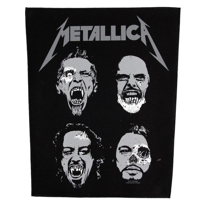 nášivka velká Metallica - Undead - RAZAMATAZ