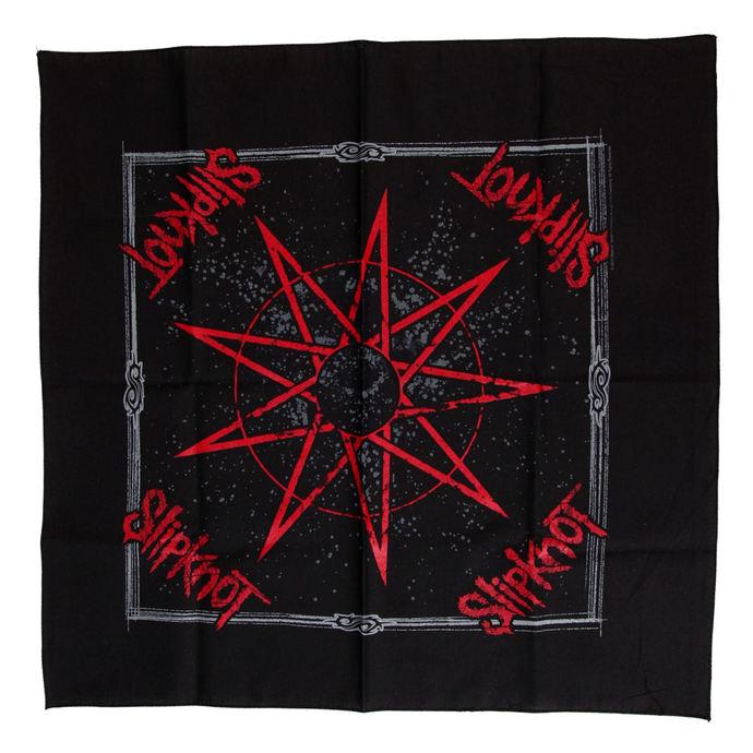 šátek Slipknot - Nine Pointed Star - RAZAMATAZ