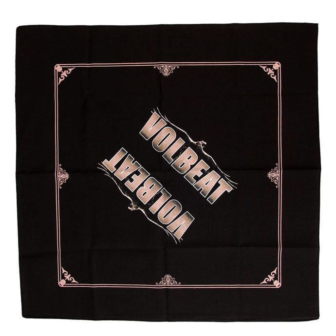 šátek Volbeat - Raven Logo - RAZAMATAZ