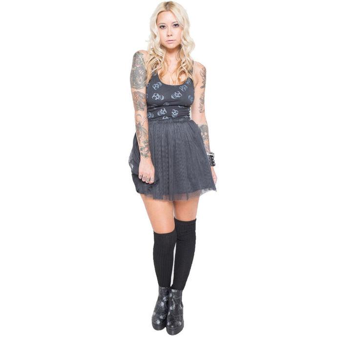 šaty dámské IRON FIST - Misfits - Black
