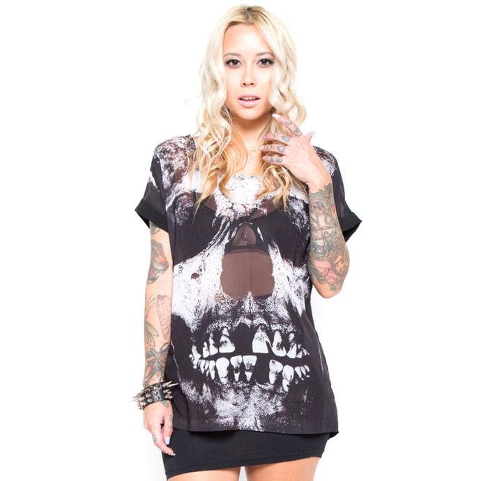 košile dámská IRON FIST - Loose Tooth - Black