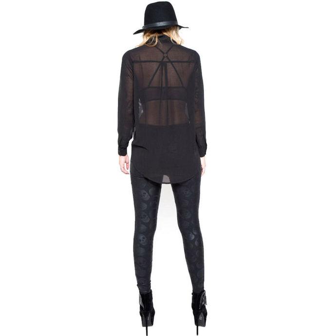 košile dámská IRON FIST - Conjoined - Black
