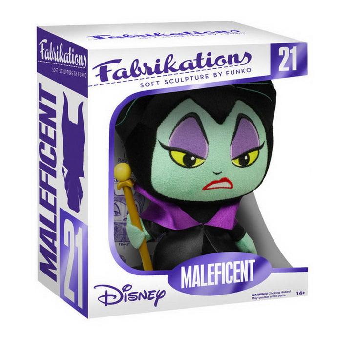 figurka Zloba - Královna černé magie - Sleeping Beauty Fabrikations - Maleficent