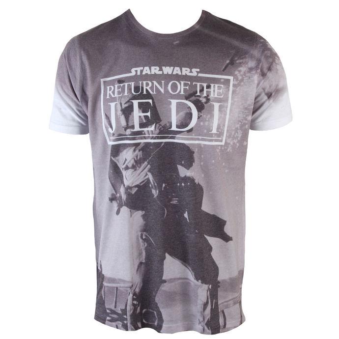 tričko pánské Star Wars - Return Of The Jedi (Dey Sub) - PLASTIC HEAD