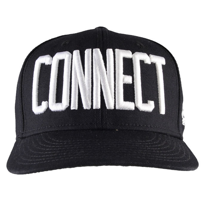 kšiltovka MAFIOSO - Connect - Black