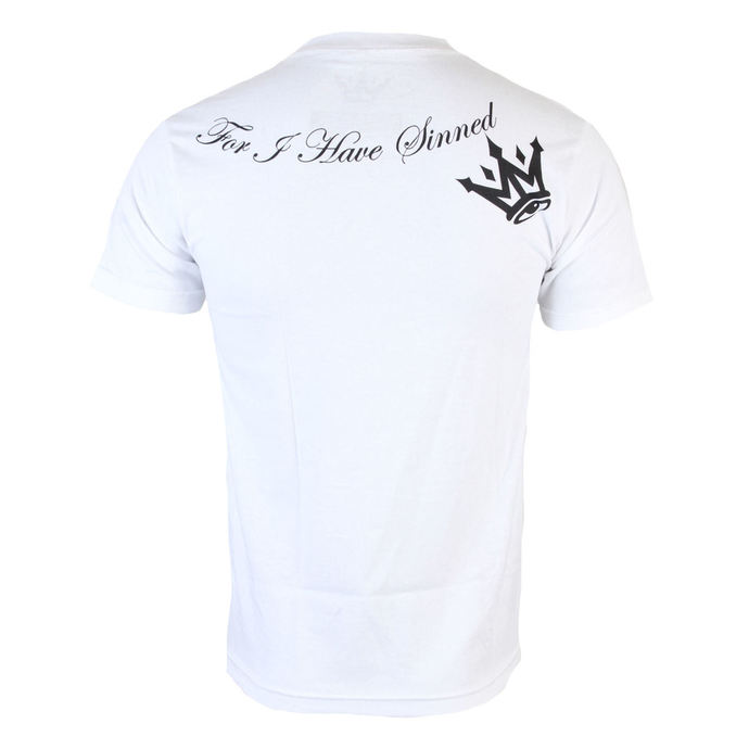 tričko pánské MAFIOSO - Confessions - White
