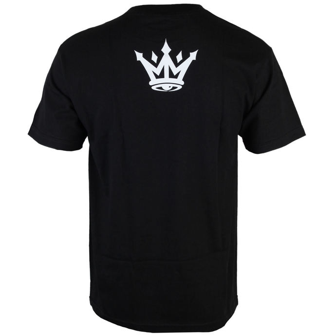 tričko pánské MAFIOSO - Ski Mask - Black