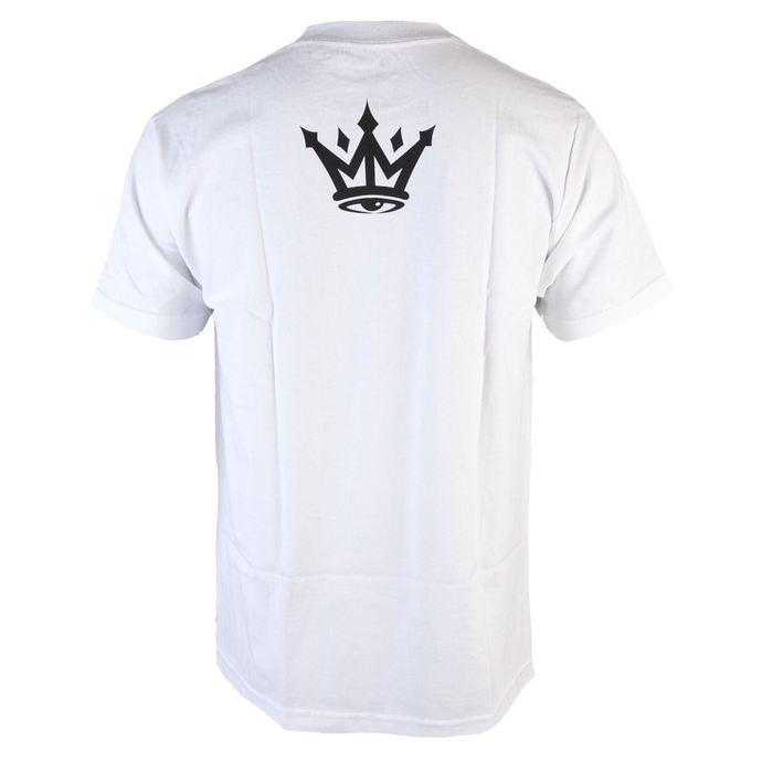 tričko pánské MAFIOSO - Mobbin 2.0 - White