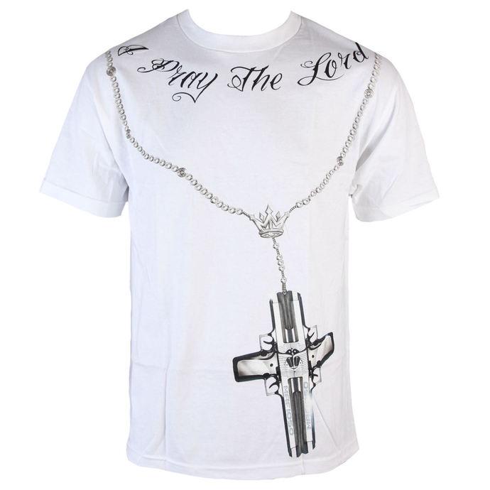 tričko pánské MAFIOSO - Confessions 2 - White