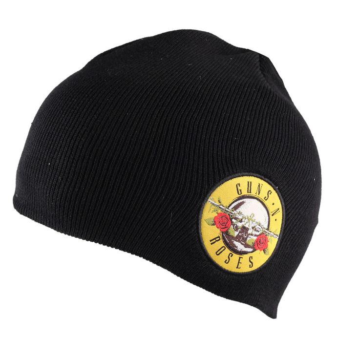 kulich Guns N' Roses - Bullet Logo Cotton - Black - ROCK OFF