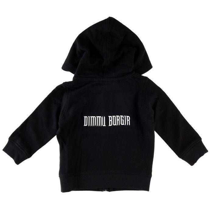 mikina dětská Dimmu Borgir - Logo - Metal-Kids