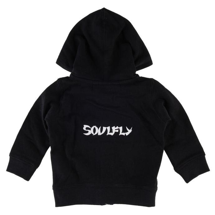 mikina dětská Soulfly - Logo - Metal-Kids