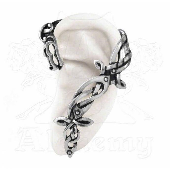 náušnice ALCHEMY GOTHIC - Osberg Dragon Earwrap