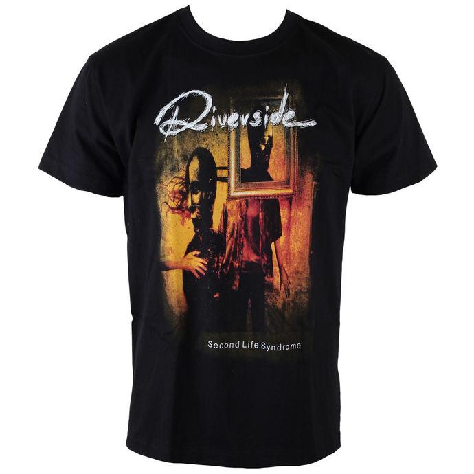 tričko pánské Riverside - Second Life Syndrome - CARTON