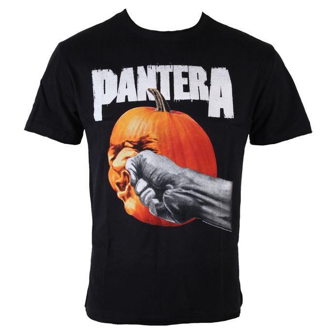 tričko pánské Pantera - Pumpkin Pinch - BLK - AMPLIFIED
