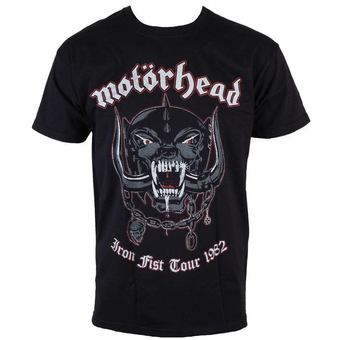 tričko pánské Motörhead - Grey Warpig - ROCK OFF