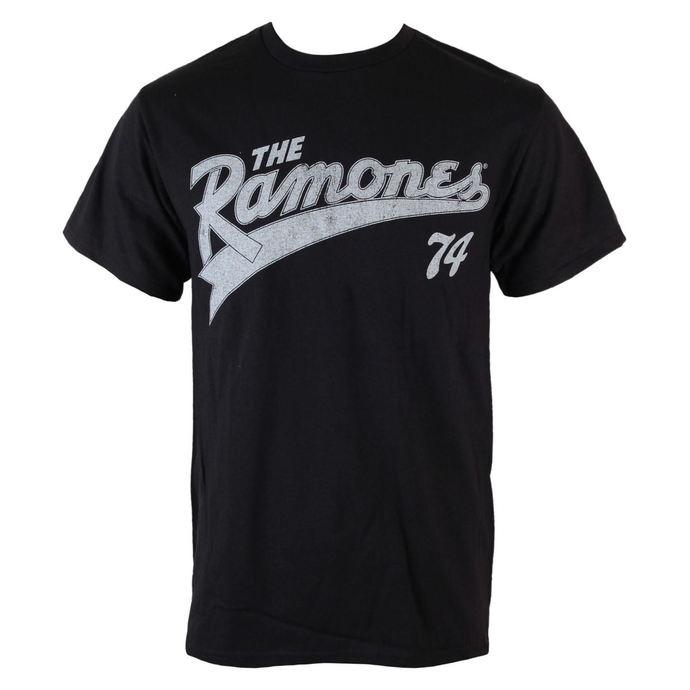 tričko pánské Ramones - Team Ramones Logo - BRAVADO