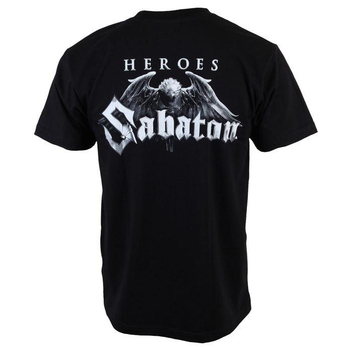 tričko pánské Sabaton - Heroes Czech Republic - CARTON