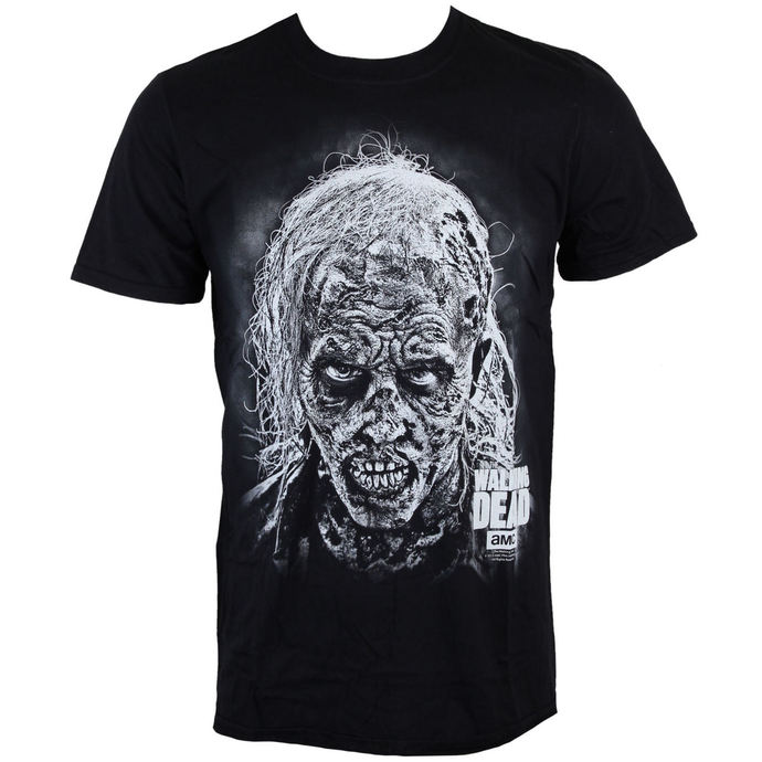 tričko pánské The Walking Dead - Hideous Walker - Black - INDIEGO