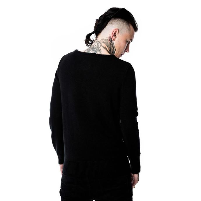 svetr (unisex) KILLSTAR - Hamsa - Black