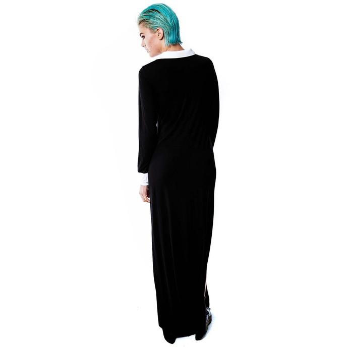 šaty dámské KILLSTAR - Cemetery - Black