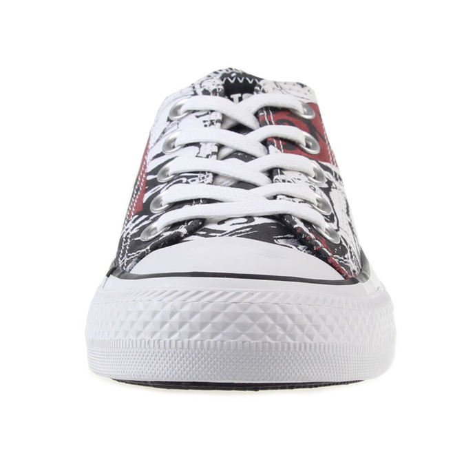 boty CONVERSE - Sex Pistols - Chuck Taylor All Star -  Ctas Ox White/Black