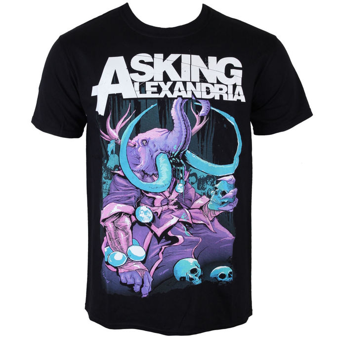 tričko pánské Asking Alexandria - Devour - ROCK OFF