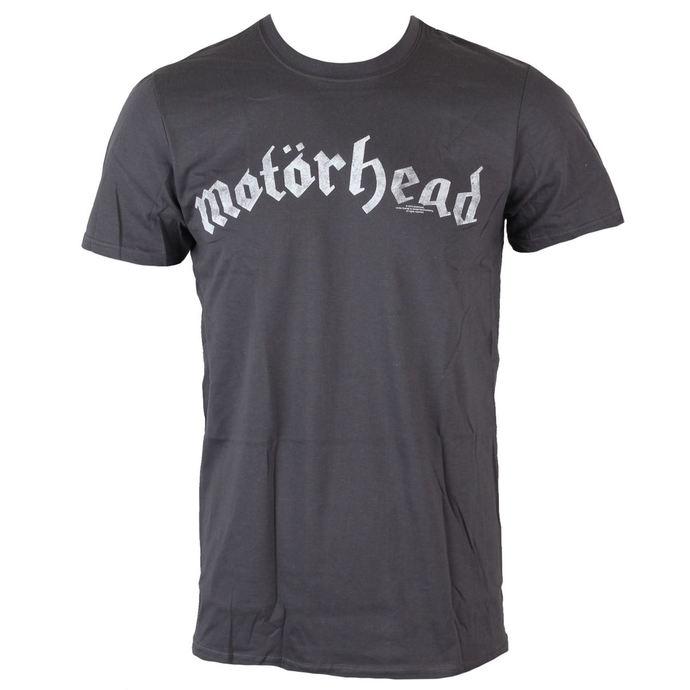 tričko pánské Motörhead - Distressed Logo - ROCK OFF