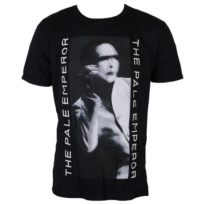 tričko pánské Marilyn Manson - The Pale Emperor - ROCK OFF