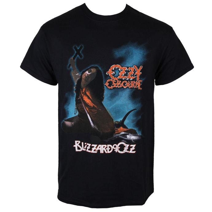 tričko pánské Ozzy Osbourne - Blizzard Of Ozz - ROCK OFF