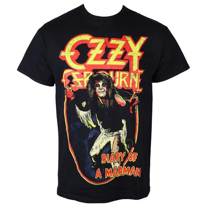 tričko pánské Ozzy Osbourne - Diary Of A Madman - ROCK OFF