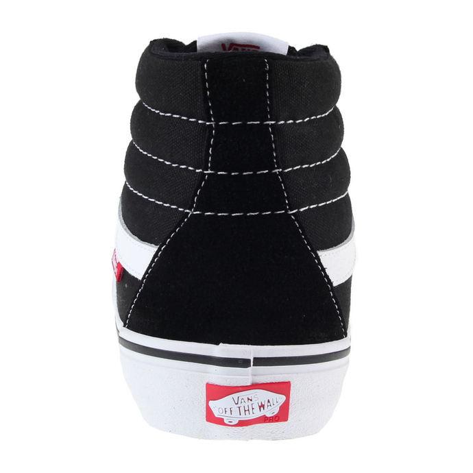 boty pánské VANS - SK8-HI Pro - Black/White