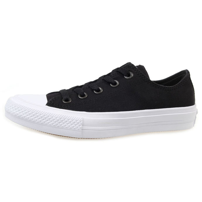 boty CONVERSE - Chuck Taylor All Star II - BLACK/WHITE