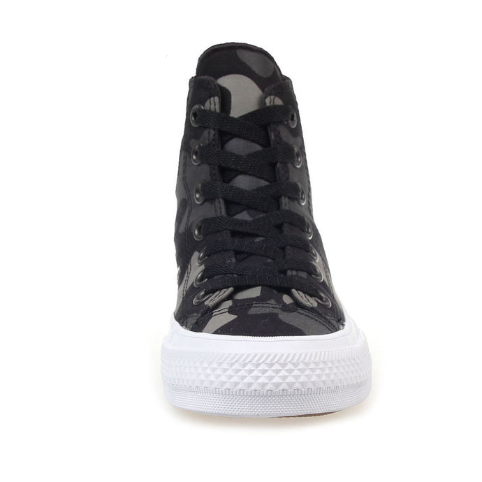 boty CONVERSE - Chuck Taylor All Star II - CHARCOAL/BLACK