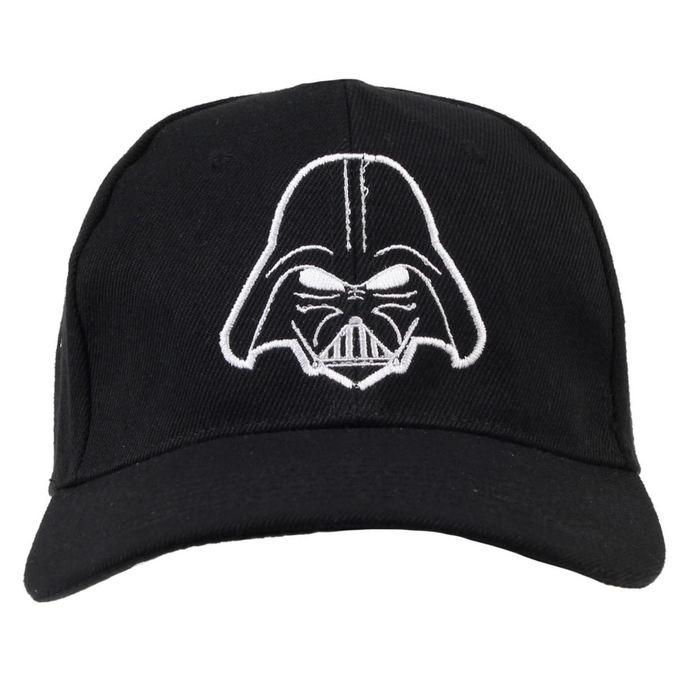 kšiltovka Star Wars - Darth Vader - Black - HYBRIS