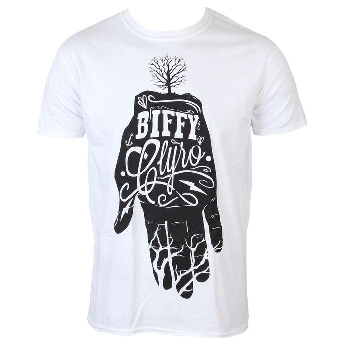 tričko pánské Biffy Clyro - White Hand - PLASTIC HEAD