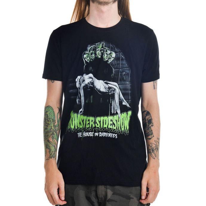 tričko pánské TOO FAST - Monster Sideshow