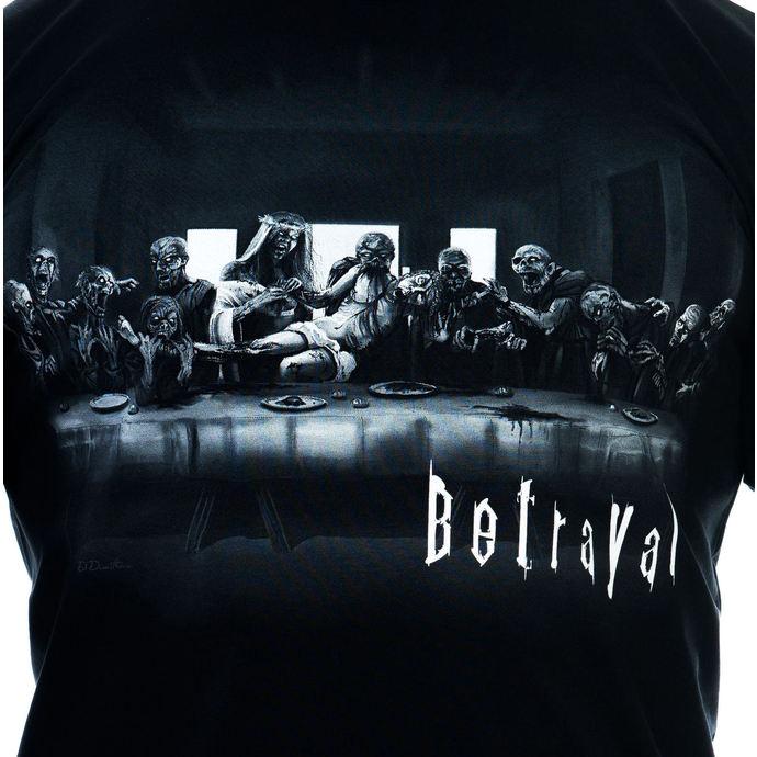 tričko pánské ART BY EVIL - Betrayal - Black