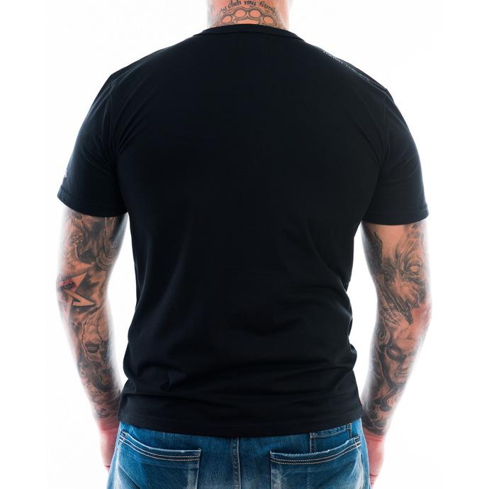 tričko pánské ART BY EVIL - Sugar Face - Black