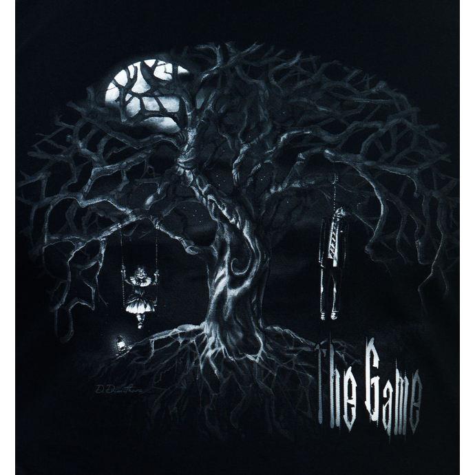 tričko pánské ART BY EVIL - The Game - Black