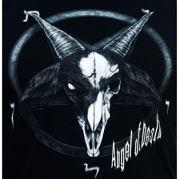 tričko pánské ART BY EVIL - Angel of Death - Black