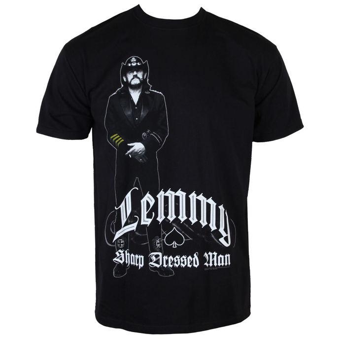 tričko pánské Motörhead - Lemmy Sharp Dressed - ROCK OFF