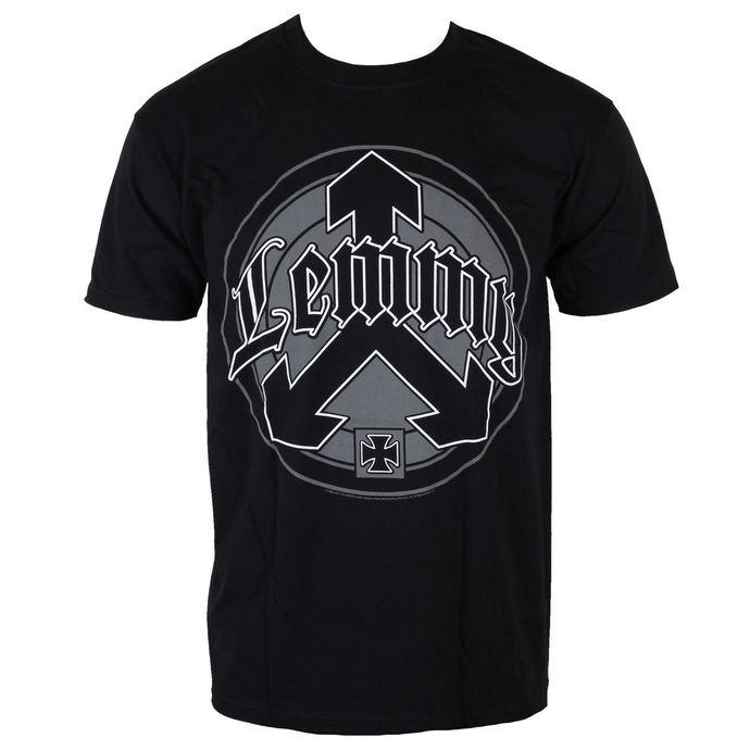 tričko pánské Motörhead - Lemmy Arrow Logo - ROCK OFF