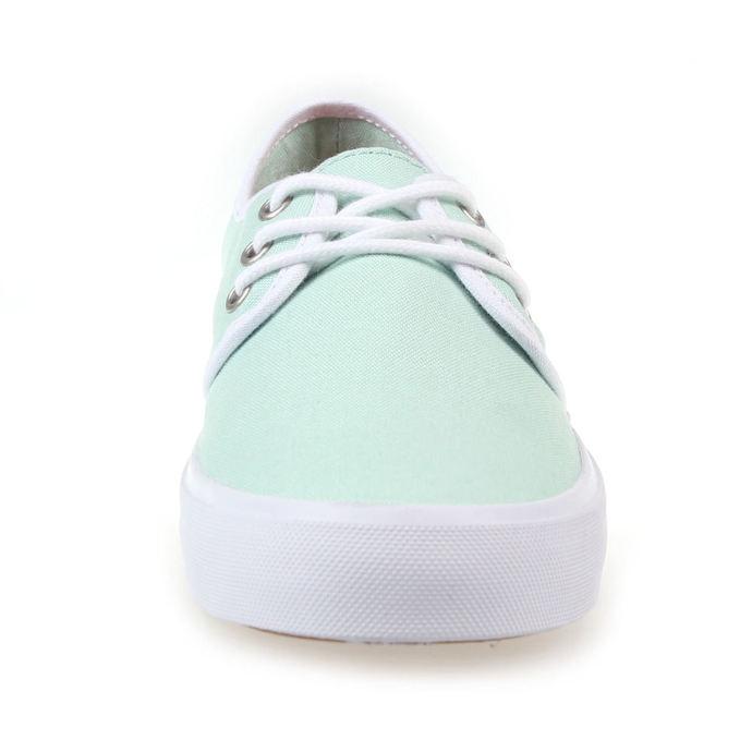 boty dámské VANS - Tazie - Gossamer - Green/White