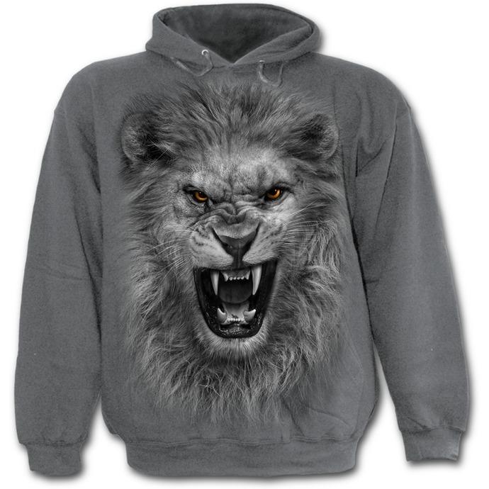 mikina dětská SPIRAL - Tribal Lion