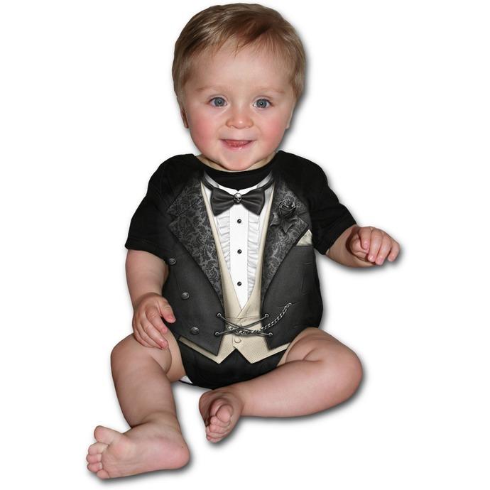body dětské SPIRAL - Tuxed