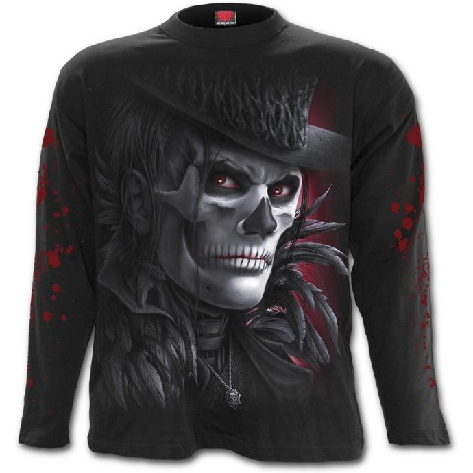 tričko pánské s dlouhým rukávem SPIRAL - Day Of The Goth