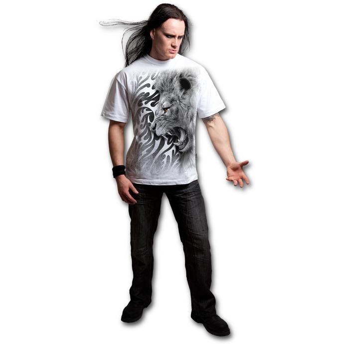 tričko pánské SPIRAL -Tribal Lion